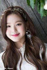 Naver x Dispatch Maknae Wonyoung 7