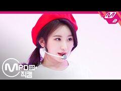 -MPD직캠- 아이즈원 이채연 직캠 4K 'Pretty' (IZ*ONE Lee Chaeyeon FanCam) - @MCOUNTDOWN 2020.6