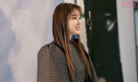 Hyewon DAZED Behind2