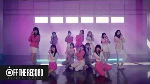IZ*ONE_(아이즈원)_-_'SPACESHIP'_Choreography_(Close_up_ver.)