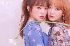 Sakura & Yena HEART*IZ Violeta ver