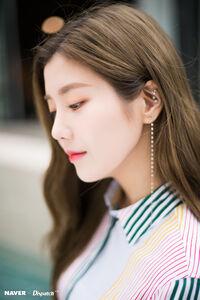 Naver x Dispatch Eunbi 3