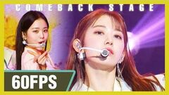 60FPS 1080P IZ*ONE (아이즈원) - FIESTA Show! Music Core 20200222