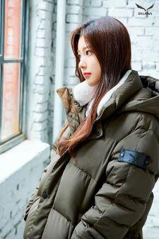 IZONE x Salewa Hyewon 2