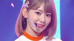 IZ ONE - Upㅣ아이즈원 - 하늘 위로 Music Bank Ep 974