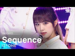 IZ*ONE(아이즈원) - Sequence @인기가요 inkigayo 20201213