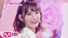 PRODUCE48 단독 직캠 일대일아이컨택ㅣ미야와키 사쿠라 - ♬다시 만나 @콘셉트 평가 180817 EP