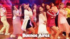 Izone Buenos Aires 아이즈원 Iz*one buenos aires first live Performance Izone Buenos Aires mv