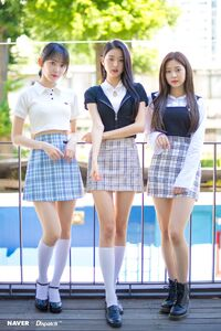 Naver x Dispatch 2020 Group 3
