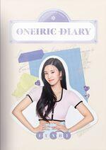 Oneiric Diary Diary Eunbi
