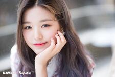Naver x Dispatch Wonyoung 2