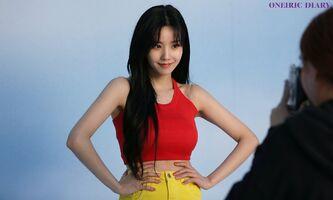 Oneiric Diary DIARY 2 Behind Eunbi2