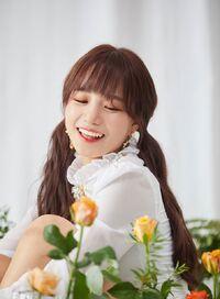 BTS Photo Shoot Yuri