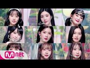 -(G)I-DLE X IZ*ONE X Weki Meki - Into The New World- STORAGE M Stage - Mnet 210225 방송