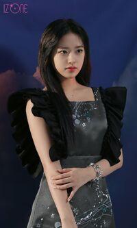Yujin DAZED Behind