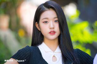 Naver x Dispatch 2020 Wonyoung 4