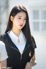 Naver x Dispatch 2020 Wonyoung 3