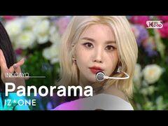 IZ*ONE(아이즈원) - Panorama @인기가요 inkigayo 20201213