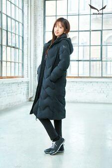 IZONE x Salewa Yujin 1