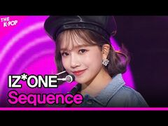 IZ*ONE, Sequence (아이즈원, Sequence) -THE SHOW 201215-