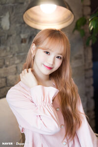 Naver x Dispatch Chaewon 6