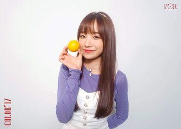 Yuri Color Ball Teaser