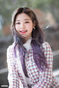 Naver x Dispatch Wonyoung 5