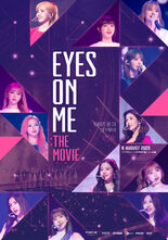 Eyes On Me The Movie Poster GSC Premiere