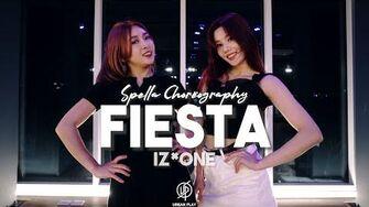 FIESTA - IZ*ONE Spella Choreography Urban Play Dance Academy