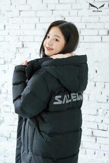 IZONE x Salewa Wonyoung 2