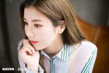 Naver x Dispatch Eunbi 5