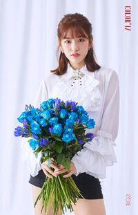 Yujin COLOR*IZ Teaser 1