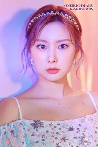 Hyewon Oneiric Diary Special Photos