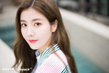 Naver x Dispatch Eunbi 2