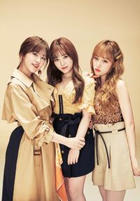 Elle magazine Japan group 2