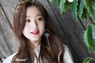 Naver x Dispatch Maknae Wonyoung 10