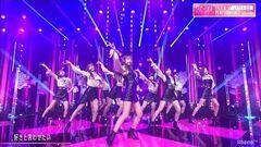 60FPS Interpolated IZ*ONE (아이즈원) - Suki to Iwasetai AbemaTV - Special Talk & Performance.