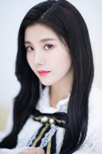 Eunbi Naver x Dispatch 2018 3