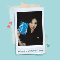 Chaeyeon's Diary