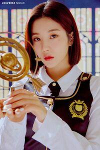 D-D-DANCE Eunbi