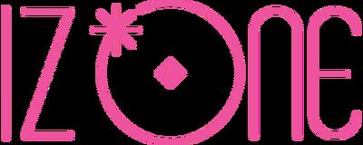 IZ*ONE Logo Original
