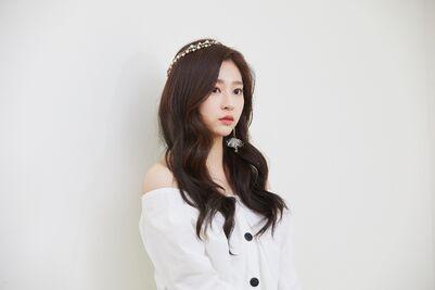 BTS Photo Shoot Minju