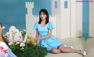 Oneiric Diary Behind Yujin