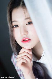 Naver x Dispatch Wonyoung 6
