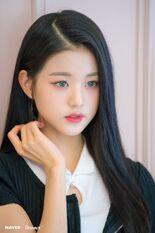 Naver x Dispatch 2020 Wonyoung 1