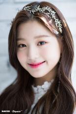 Naver x Dispatch Maknae Wonyoung 6