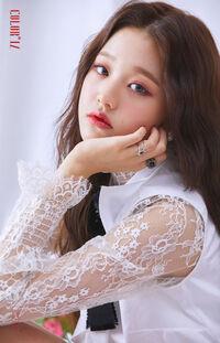 Wonyoung COLORIZ Teaser 1