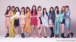 Suki to Iwasetai Group Teaser