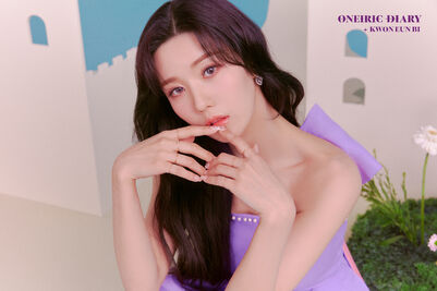 Eunbi Oneiric Diary ONEIRIC DIARY