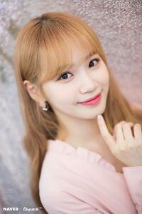 Naver x Dispatch Chaewon 3